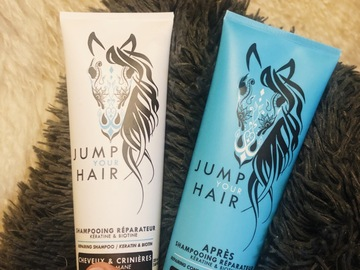 Selling: Shampoon + palsam