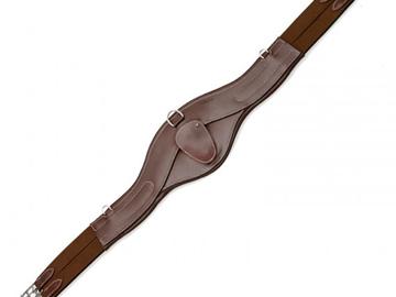 Selling: Whitakeri pruun anatoomiline vöö, 130cm