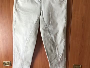 Selling: Equiline valged püksid