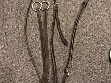 Selling: Pruun martingal, cob