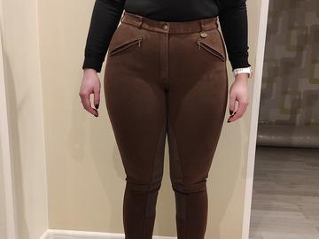 Selling: Horze püksid