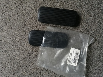 Selling: Rubber pads
