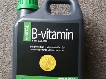 Selling: B vitamin