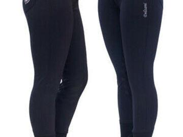 Selling: Delzani Black knee grip Breeches
